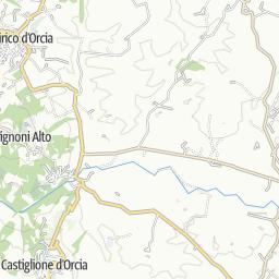 Etappe San Quirico - Radicofani - Pilgern Europa