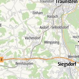 Inzell Karte.Pilgerweg St Rupert Weg Traunstein Inzell Mit Touren Beschrieb